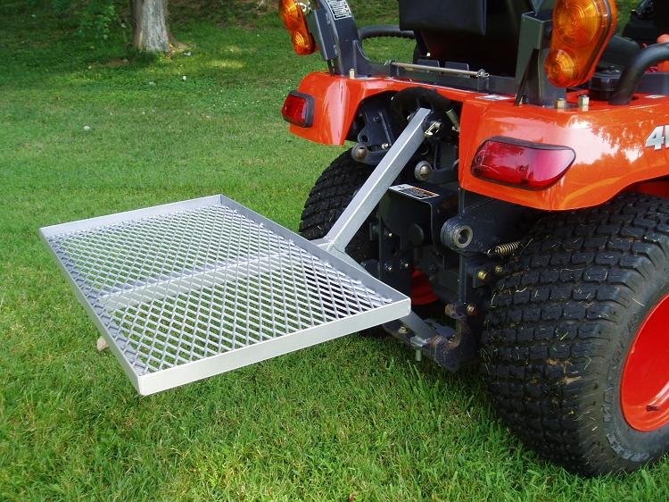 Kubota Bx Tool Box : Bxpanded quick on carryall