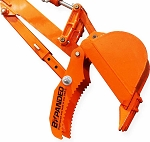 Barracuda Back Hoe Thumb BX25D and BX23S (Factory Mount)