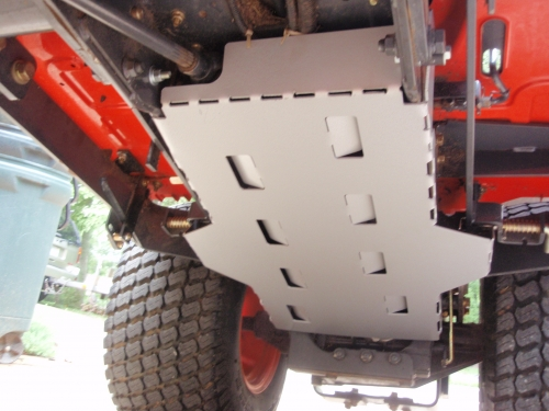 Bx25 Kubota Body Parts Grill : Bxpanded under armor