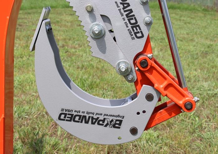 Trencher Bucket for Kubota BX24, BX25, BX25D, BX23S