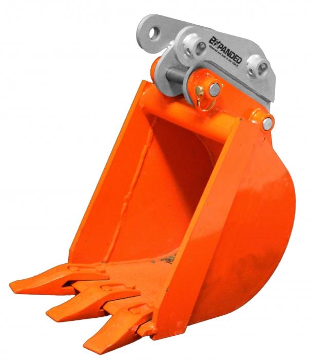 Backhoe Bucket Connector