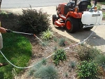 Quick-On Boom/Wand Sprayer 26 Gallon Kubota BX Series