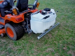 3 PT Hitch Sprayer 26 Gallon